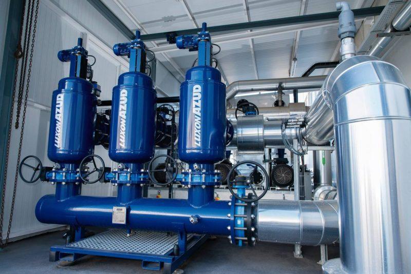 комплексная водоподготовка